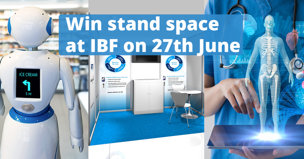 Competition - Win stand space